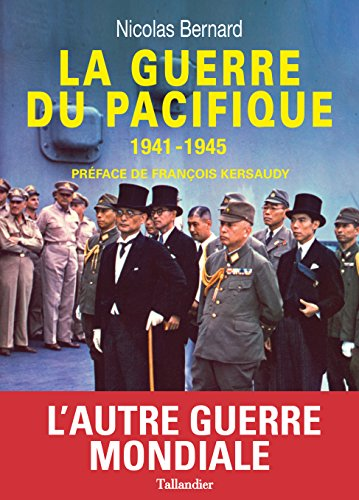 La guerre du pacifique 1941-1945: 1941-1945