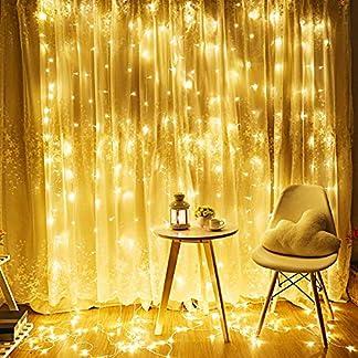 Cadena Luces LED – CroLED Luz Cadena Cortina