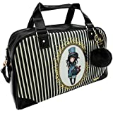 Gorjuss The Hatter Weekender Bag