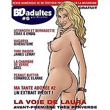 BD-adultes, revue numérique de BD érotique #6 (Revue BD-Adultes)