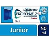 Sensodyne ProSchmelz Junior Zahnpasta, tägliche Kinderzahnpasta mit Fluorid, 12x50ML, für Kinder ab 6 Jahren