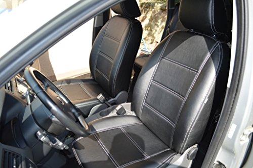 Zacasi - Sierra XR4i - Sitzbezüge in Lederoptik Passgenau nach OEM-Design; Komplettset...