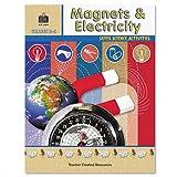 Super Science activités avec aimants et des Niveaux de consommation d'électricité 2548Pages