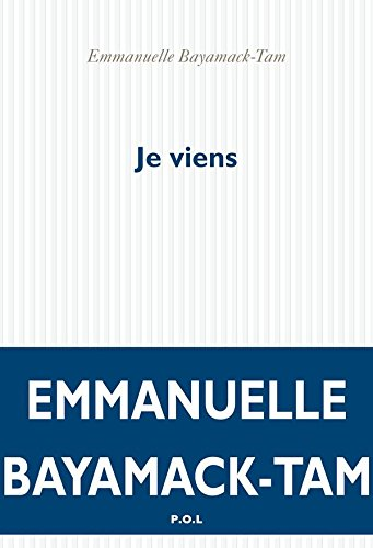 Je viens (FICTION)