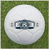 Balleristo Fußball als Geschenk personalisieren [Superstar] - Fußball selbst gestalten und mit eigenem Text oder Namen bedrucken lassen