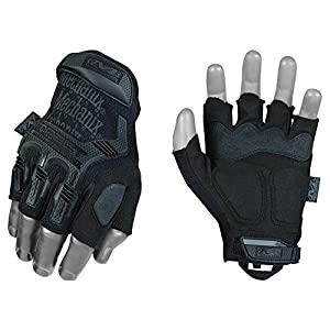 Mechanix Fingerlose m-Pact schwarz