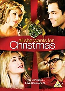 All She Wants for Christmas [DVD] [2006]