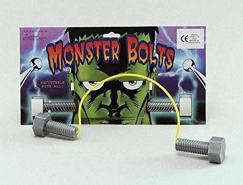 Monster Schrauben Au Einem Draht Spaß für Halloween Frankenstein Party Spaß (Frankenstein Kostüme Schrauben)