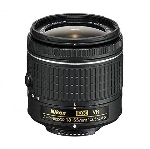 Nikon 18-55 mm / F 3.5-5.6 AF-P G DX NIKKOR