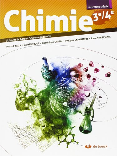 Chimie 3e/4e