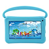 "ittle British Kids 7"" IPS Screen, Quad Core Google Android Marshmallow Tablet PC (8GB , 1GB Ram, USB, Wifi, Bluetooth, HDMI) - Blue"