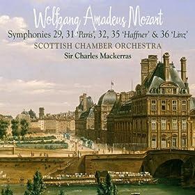 Symphony No.36 in C major (Linz), K.425 iii Menuetto
