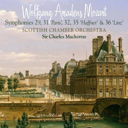Symphony No.29 in A major, K.201 iii Menuetto