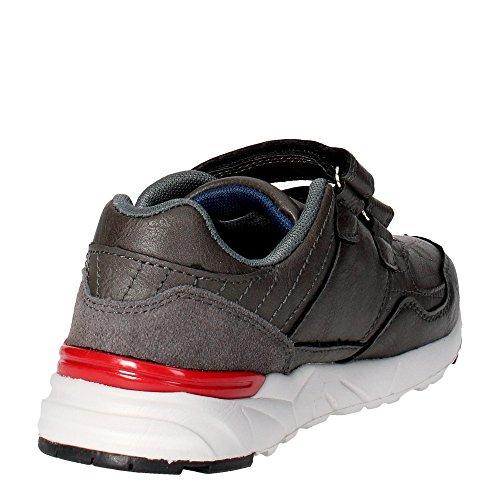 Fred Mello AFK404 Sneakers Garçon Gris
