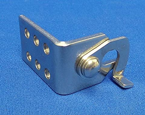 Teleflex Seastar Marine Stainless Steel 33c Cable Clamp Single Hook