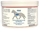 ww7 P4 | Atmung Husten Schweiß Erkältung - Pferde Formel | 1kg Granulat