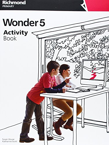 WONDER 5 ACTIVITY + AB CD - 9788466820172