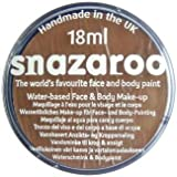 18ML BEIGE BROWN Classic Snazaroo Classic Face Paint [Toy]