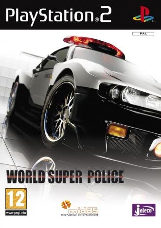 Midas Interactive Entertainment World Super Police