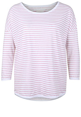 BETTER RICH Damen Longsleeve CREW BOXY 7/8 STRIPE