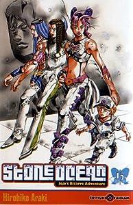 Stone Ocean - Jojo's Bizarre Adventure Saison 6 Edition simple Tome 15