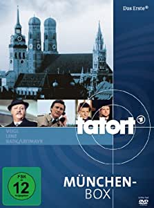 Tatort: München-Box [3 DVDs]: Amazon.de: Gustl Bayrhammer