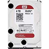 "WD Digital - NASware 3.0 Disco Duro,  TB (Intellipower, SATA a 6 Gb/s, 64 MB de caché, 3,5""), Rojo"