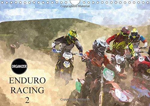 ENDURO RACING 2 (Wall Calendar 2017 DIN A4 Landscape) (Calvendo Sports)