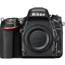 Nikon D750 24.3 MP Digital SLR Camera (Black) Body Only + Free Lowepro Photo Hatchback 22L AW