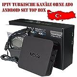 Bis zu 200 Türkisch IP TV Kanäle / Amlogic S805 Quad Core Cortex A5 1.5GHz, Mail-450 KEIN ABO - KEINE ZUSÄTZLICHEN KOSTEN - EINMALIGER PREIS von 3P24®