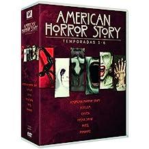 American Horror Story Temporada 1-6