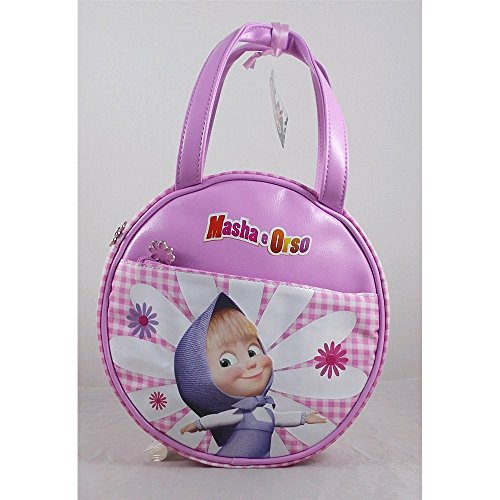 BAG WALKING Masha und BEAR PINK CM. 22x5 - 160 082