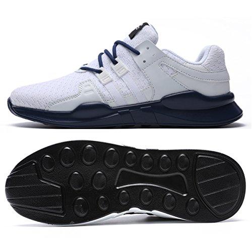 Scarpe Sportive Da Uomo Sitaile Sneakers Da Ginnastica Traspiranti Scarpe Da  Corsa Leggere Scarpe Da Ginnastica ... 86dd28cce92