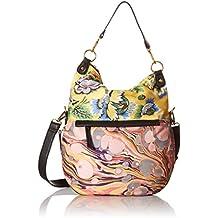 Paraiso Mujer Folded Bolsa Multicolor 8011 U 18saxfcc Desigual t7TAxEqx