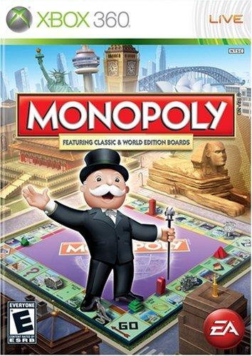 Monopoly - Xbox 360 (Worldwide) by Electronic - 360 Monopoly Für Xbox