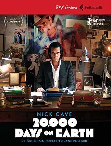 Nick Cave. 20.000 days on earth. DVD. Con libro
