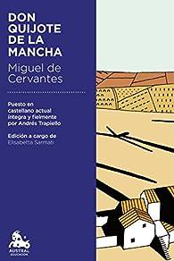 Don Quijote de la Mancha par Andrés Trapiello