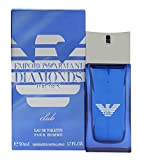 Armani Giorgio Emporio Armani Diamonds Club for Men Eau De Toilette 50 ml (man)
