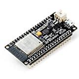 ESP32 Development Board - ESP32 Chip, 4 MB of SPI Flash, Tuned Antenna, WiFi / WLAN / Bluetooth Modul, mit 240MHz Dual Core MCU.