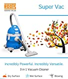 #4: Roots Supervac Vacuum Cleaner Wet and Dry with Blower