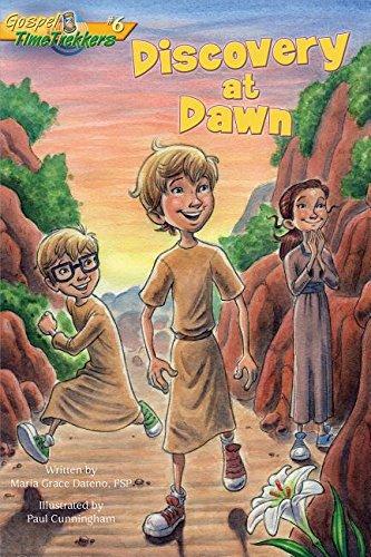 Discovery at Dawn (Gtt 6) (Gospel Time Trekkers, Band 6)