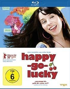 Happy-Go-Lucky [Blu-ray]