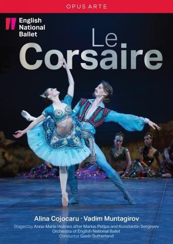National Us Kostüm - Adam: Le Corsaire (English National Ballet 2014) [DVD]