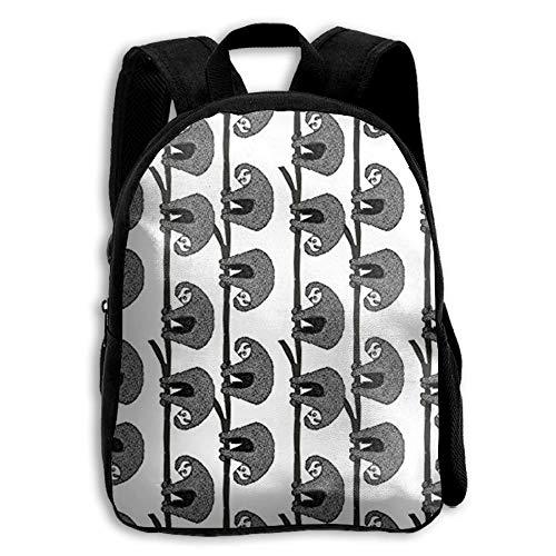 best& Sloth Cute Vintage College Backpack Student School Bookbag Rucksack Travel Daypack