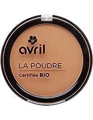Avril Poudre Bronzante Certifié Bio - Ambrée