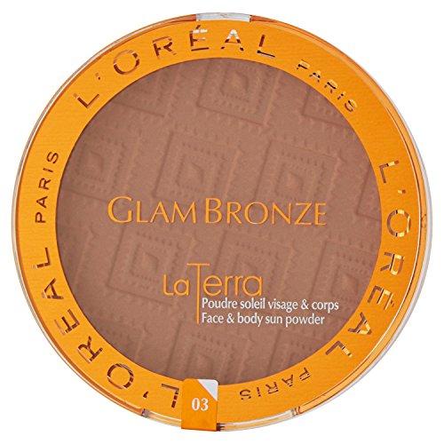 L'oréal paris glam bronze maxi terr, 03 amalfi