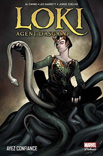 Loki : Agent d'Asgard T01