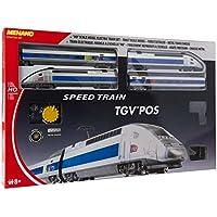 MEHANO - T103 - Coffret de Train TGV POS