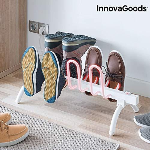 GKA Elektrischer Schuhtrockner für 4 Paar Schuhe Schuhständer Schuhregal Stiefel Schuhwärmer Hausschuhe
