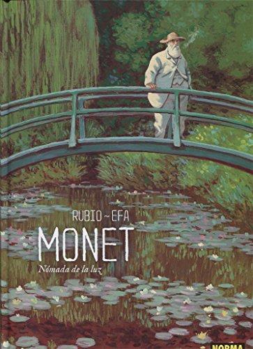 Descargar Libro Monet. Nómada de la Luz de Efa Salvador Rubio